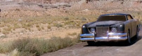The Car – 1971 Lincoln by Barris
