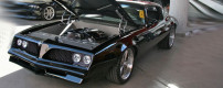 1977 Pontiac Trans Am by Pinkee's Rod Shop