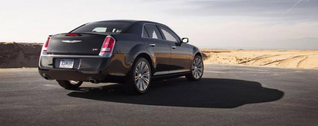 2011 Chrysler 300 Official Photos