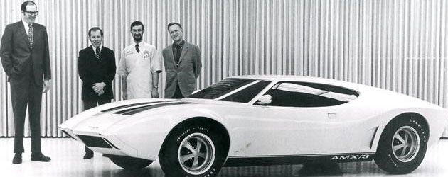 AMC AMX3 Prototype