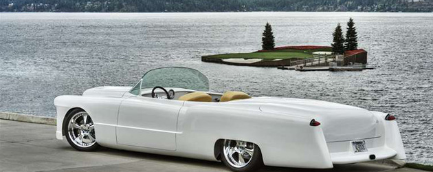 Miss Pearl: 1954 Cadillac roadster