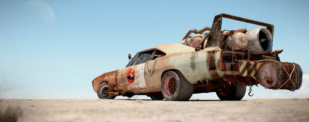 Random Snap: Mad Max Dodge Daytona aka El Chorro