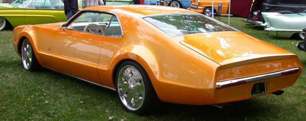 Custom 1967 Olds Stilleto
