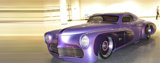 Random snap: beautiful custom car