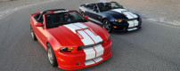 2012 Shelby GT350 Convertible