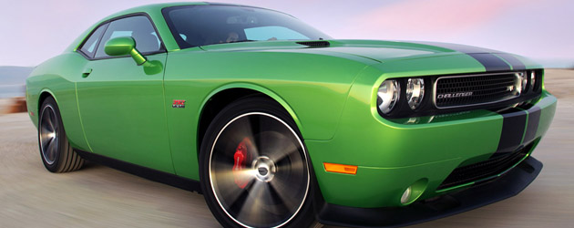 2011 Challenger goes Green
