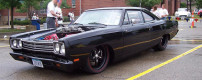 Custom 1969 RoadRunner – Roadkill