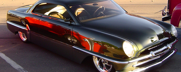 1954 Plymouth Custom – the Sniper