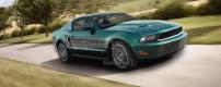 Random snap: 2013 Ford Mustang Bullitt