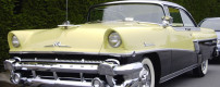 Five Classic Muscle Cars Of The 1950s