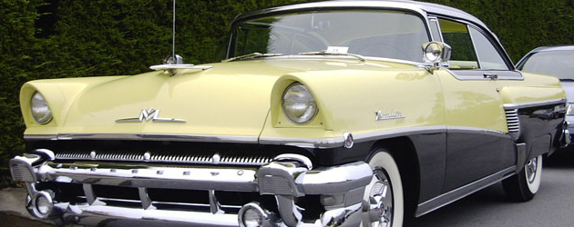 Five Classic Muscle Cars Of The 1950s | AmcarGuide com
