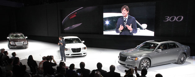 Chrysler 300: S and Executive Series Models