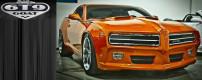 6T9 Goat concept: modern Pontiac GTO Judge