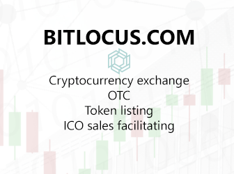 BITLOCUS.com - cryptocurrency exchange
