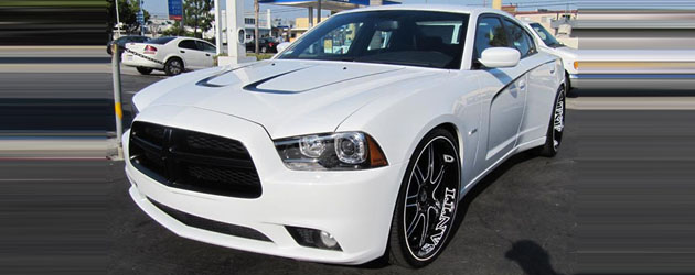 Widebody 2011 Charger