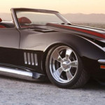 Random snap: 1969 Corvette Custom Convertible