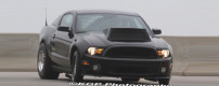 Spied: latest Mustang Cobra Jet