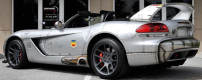 2004 Dodge Viper SRT-10 F-16 Fighter Jet Edition