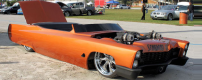 Random Snap: custom Cadillac