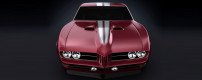 Custom 1968 Pontiac Firebird
