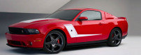 2012 Roush Mustang SR packages