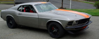 Need Help: 1970 Mustang Fastback ProTourer