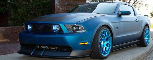 2011 RTR Mustang Bosch Iridium Edition