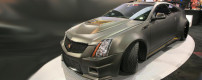 D3 Cadillac Le Monstre CTS-V Coupe: 1001 HP