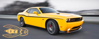 2012 Challenger SRT8 392 Yellow Jacket