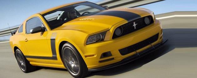 2013 Mustang Boss 302