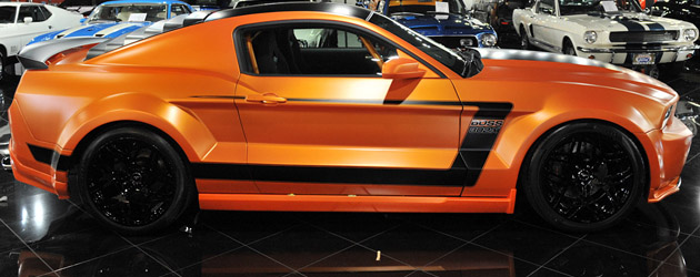 2012 Mustang Boss 302-X by Galpin AS