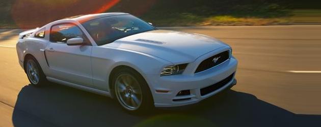 2013 Mustang California Special