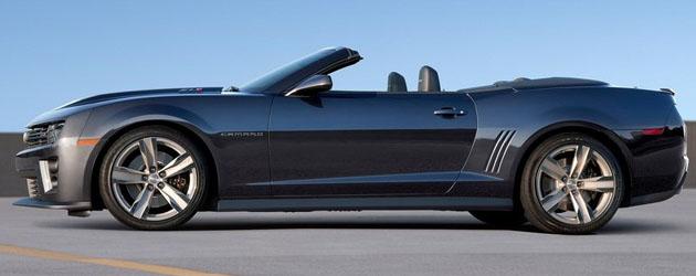 2012 Chevrolet Camaro ZL1 Convertible