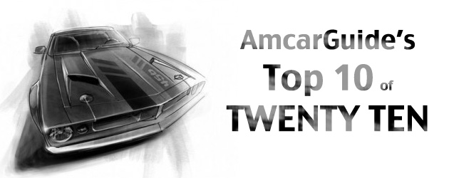 Top 10 of Twenty Ten