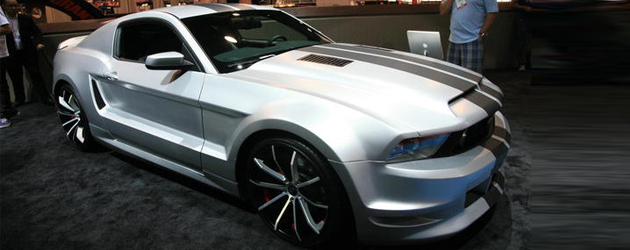 2012 Mustang Widebody by Forgiato