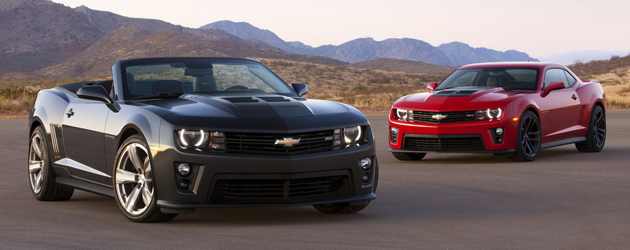 Fresh official photos of Camaro ZL1