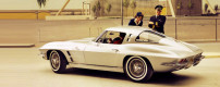 Random Snap: 1963 Sting Ray Corvette