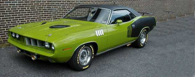 Cuda is to change Challenger