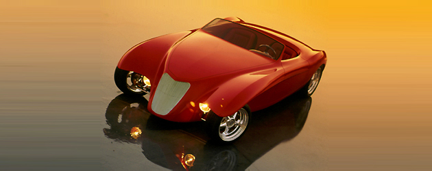 Sportstar hot rod by Boyd Coddington