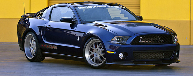 2012 Mustang Shelby 1000 with 950 HP