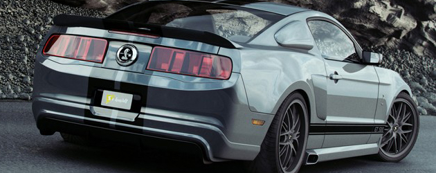Konquistador package for Mustang
