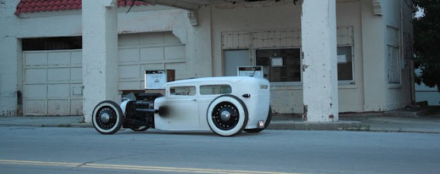 Rat Rod by Ricky Bobby's Rod Shop