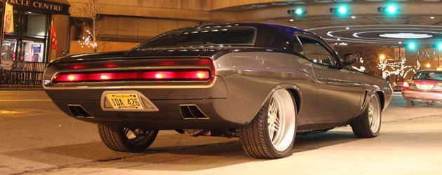 1970 Challenger custom by Rob Ida Concepts