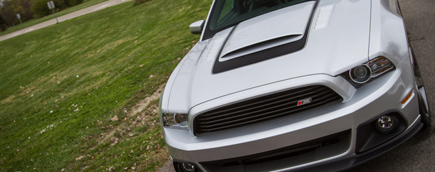 Roush packages for 2013 Mustang