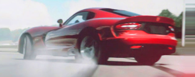 2013 SRT Viper photos