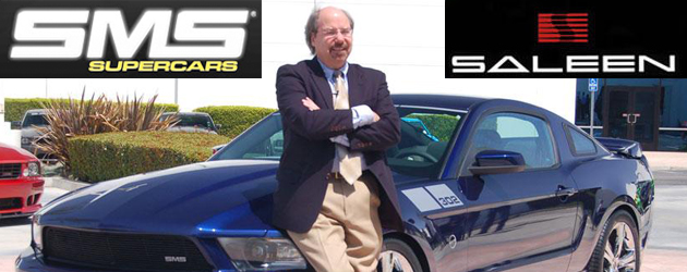Steve Saleen reacquired the Saleen brand