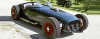 Wally Troy 1959 hot rod