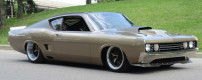 Custom 1969 Ford Talladega