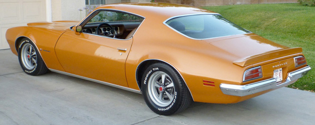 Clean 1973 Pontiac Firebird