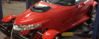 Plymouth Prowler engine swap to 6.1 Hemi V8